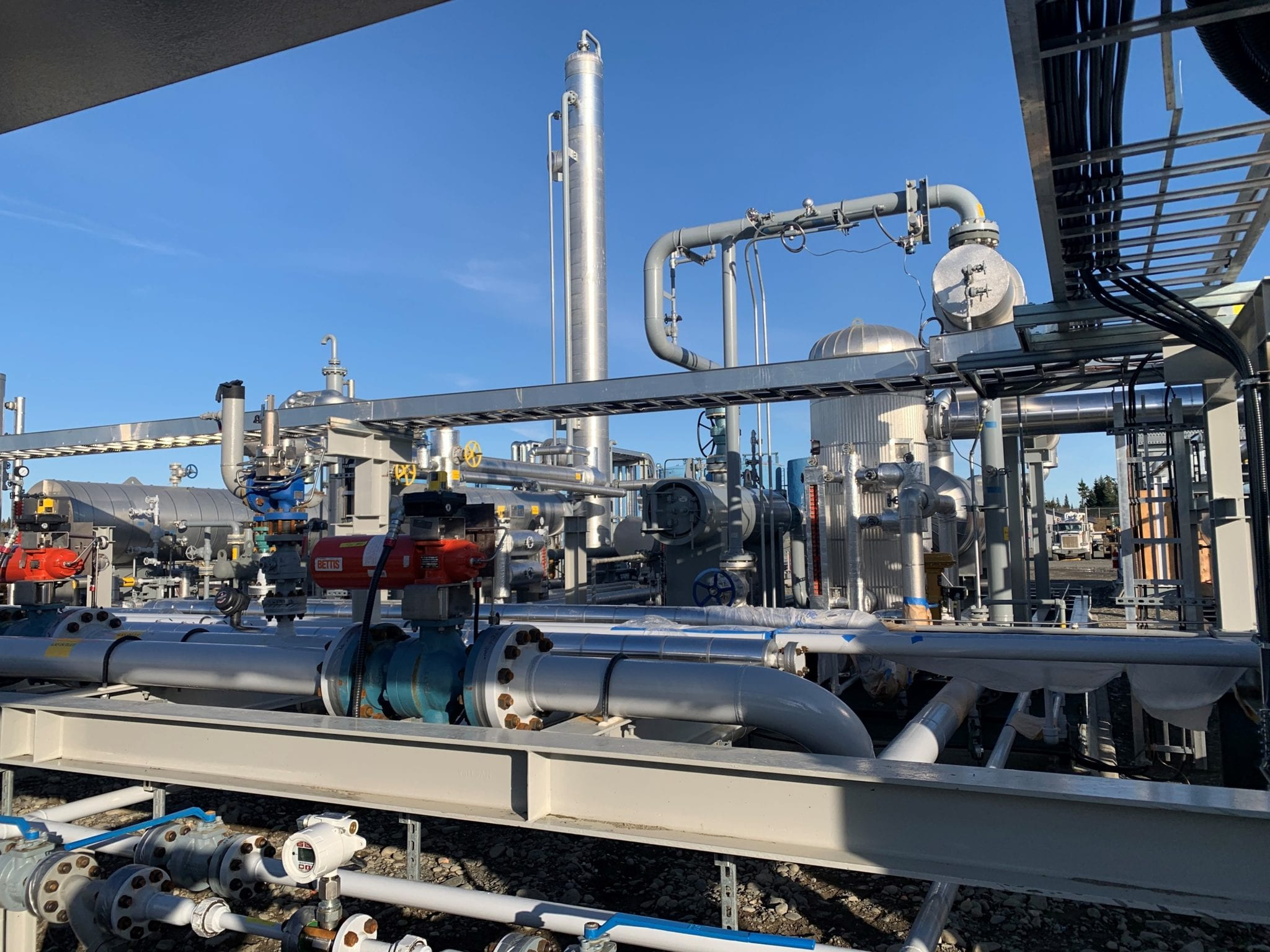 Natural Gas MRUs for Sale